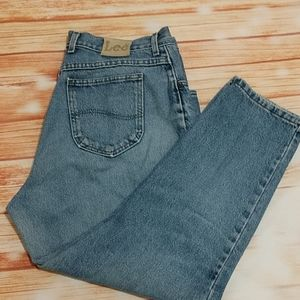 Women's Lee Riders jeans. Size 16wp